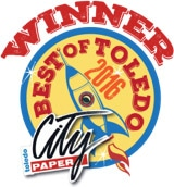 Toledo City Paper: Winner Best of Toledo 2016