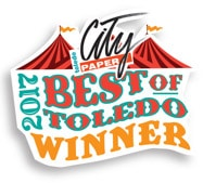Toledo City Paper: 2017 Best of Toledo Winner